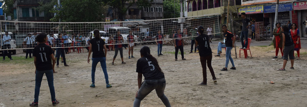 Throwball Championship